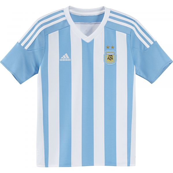 adidas Argentina Home Jersey Youth 2015