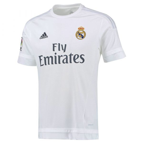 adidas Real Madrid Home Jersey 2016