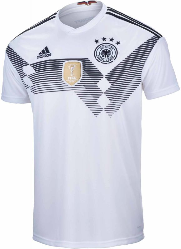 adidas Men's Germany Home Jersey 17/18