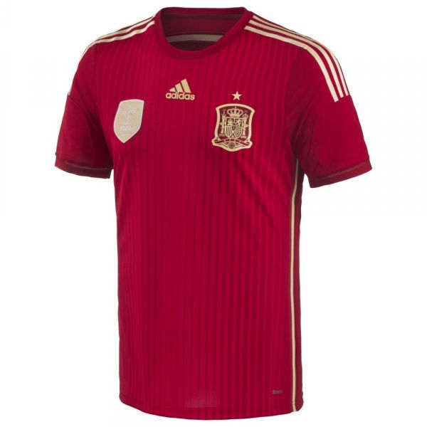 adidas Spain Home Jersey 2013/14