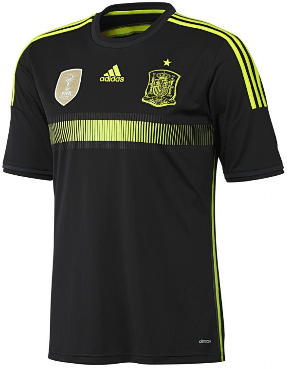 adidas Spain Away Youth Jersey 2014
