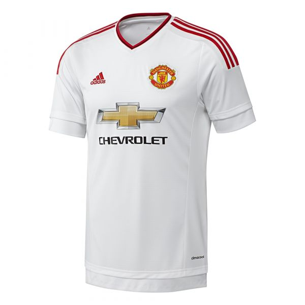 adidas Kids' Youth Manchester United Away Jersey 2015/16