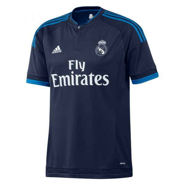 adidas Real Madrid Third Jersey 2016