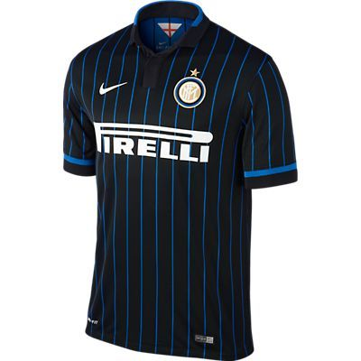 Nike Inter Milan Home Stadium Jersey 2014