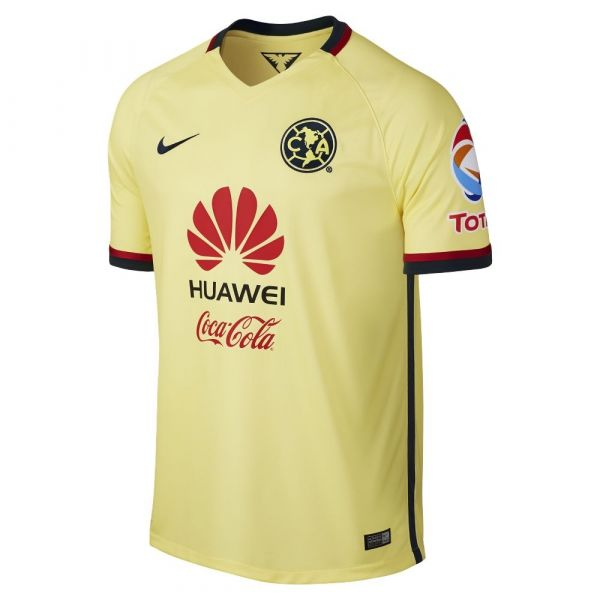 Nike Club America Home Stadium Jersey 2015