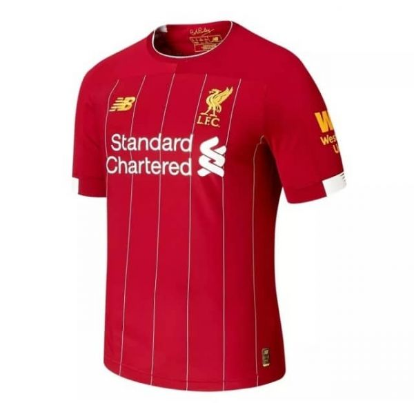 New Balance Liverpool Home Jersey 19/20
