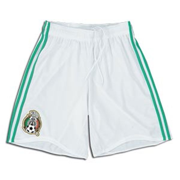 adidas Mexico Home Short 2009