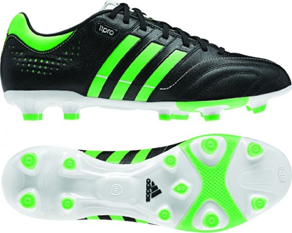 adidas 11 Core Trx FG Black-Green