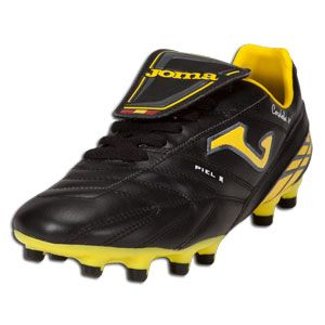 Joma Cordoba 2011 109 Black/Yellow Firm Ground Soccer Shoes
