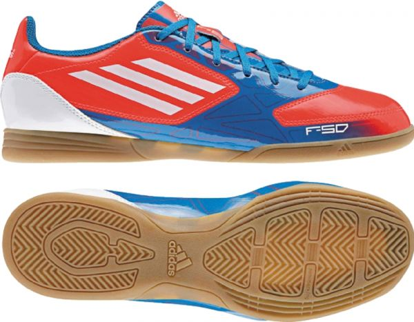 adidas F5 IN Red-Blue