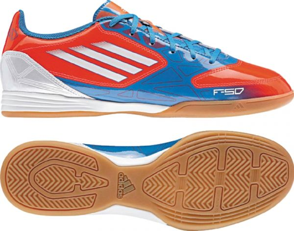 adidas F10 IN Red-Blue