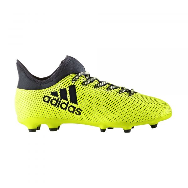 adidas Kids' X 17.3 FG J Youth Firm Ground Football Boots