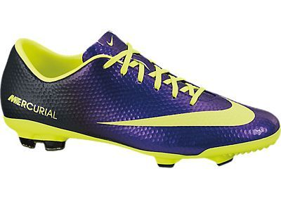 Nike Mercurial Vapor IX FG Purple Black