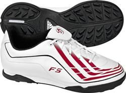 adidas F5.9 TRX TF JR White-Red