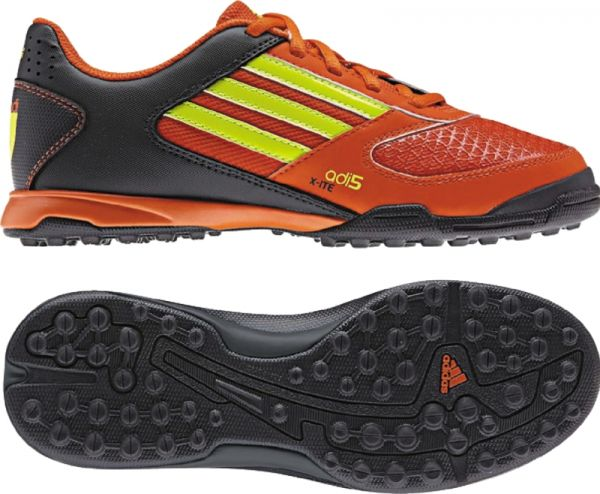 adidas adi5 X-ite Jr Orange-Electric
