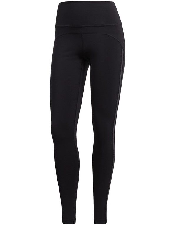 adidas Women's Believe This High-Rise Mesh Tights