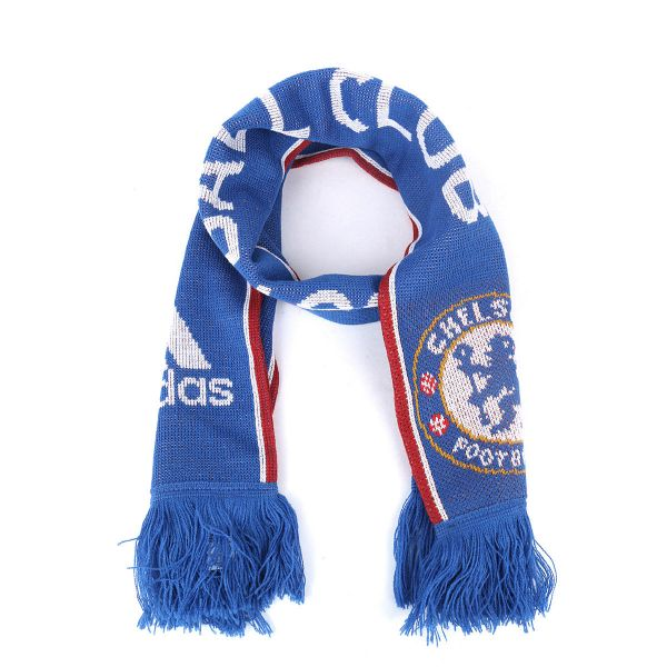 adidas Chelsea Scarf Royal/White