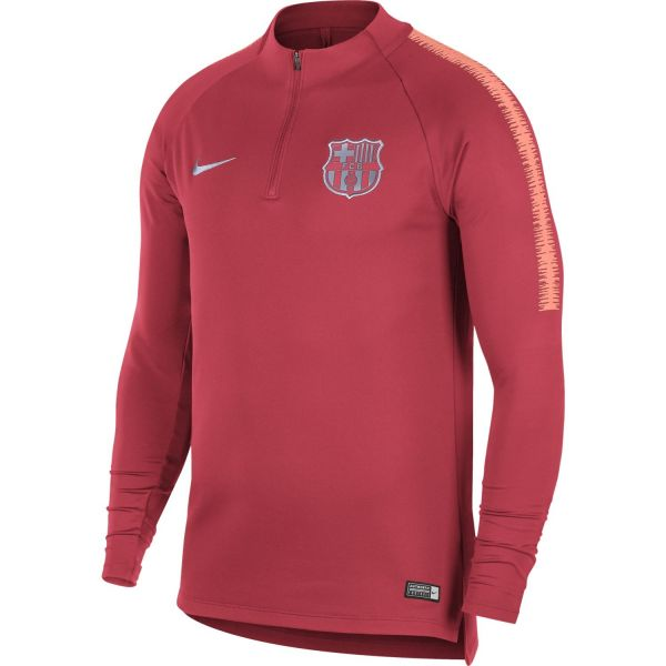 Nike Dry FC Barcelona Squad Men's Drill Top