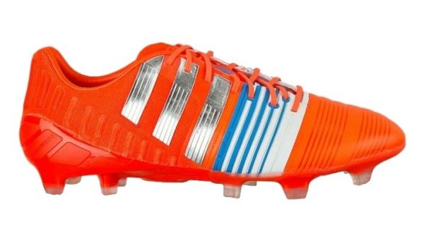 adidas Nitrocharge 1.0 Trx FG Red-Silver-White Firm