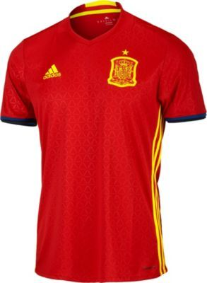 adidas Spain Home Jersey 2016