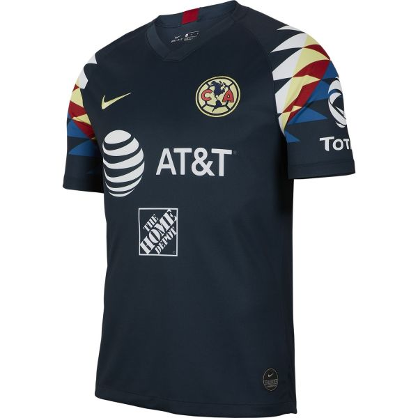 Nike Club América 2019/20 Stadium Away Men's Soccer Jersey