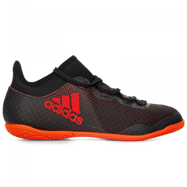 adidas Tango 17.3 IN J Black-Red Youth