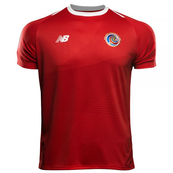 New Balance Men's Costa Rica Home Jersey 18