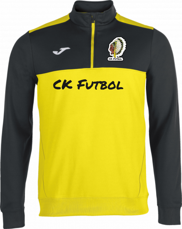 CK Futbol Joma Winner Sweatshirt Yellow