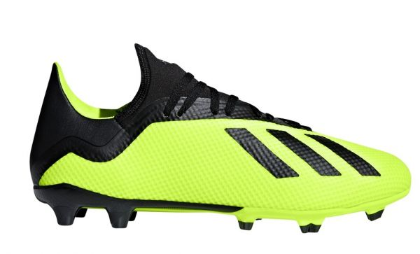 adidas Men's X 18.3 FG Firm Ground Football Boots