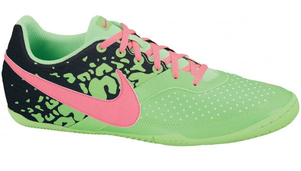 Nike Jr Elastico II Lime-Black-Pink