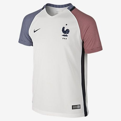 Nike France Youth Away Jersey Euro16