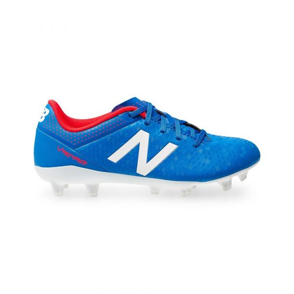 New Balance Visaro Control FG JR Bolt Flame
