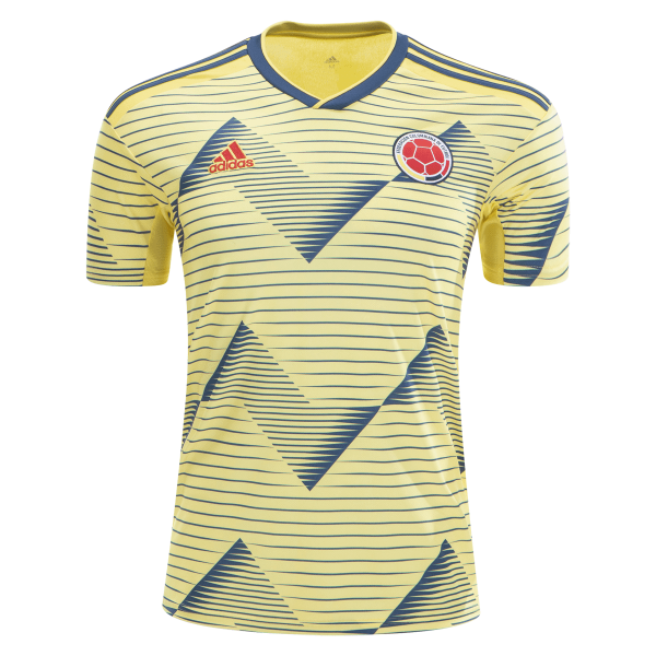 adidas Men's Colombia Home Jersey