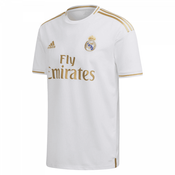 adidas Men's Real Madrid Home Jersey 2019