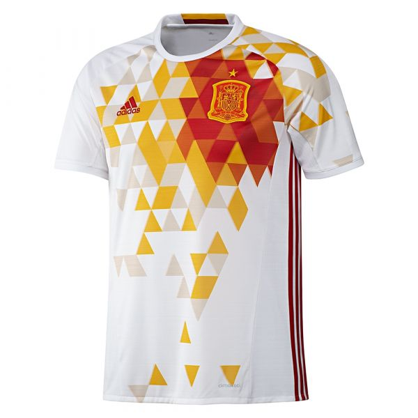 adidas Spain Away Jersey Youth 2016