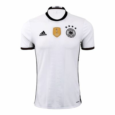 adidas Germany Home Jersey 2016 White