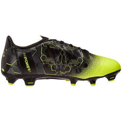 Puma Youth Evopower 3.3 Graphic FG Football Boot