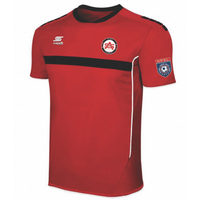 Capelli Atlanta Silverbacks Youth Red Authentic Jersey 2016