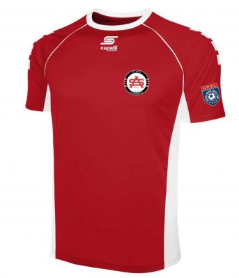 Capelli Atlanta Silverbacks Replica Red Jersey 2016