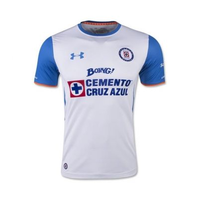 Under Armour Cruz Azul Away Jersey 2015