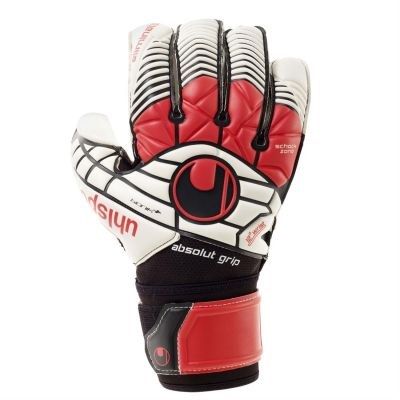 Uhlsport Eliminator Absolutgrip GK Black