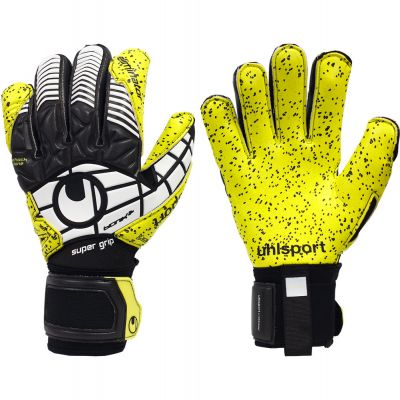 Uhlsport Eliminator Supergrip Bionik+ Goalkeeper Gloves