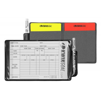 Kwikgoal Referee Cards Wallet