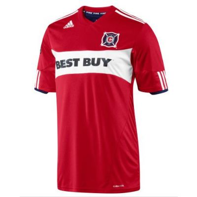 adidas Chicago Fire Home Jersey 2011