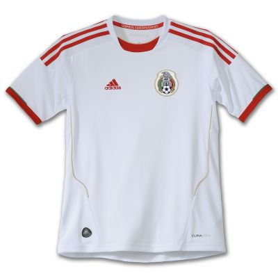 adidas Mexico 3rd Jersey Youth 2012