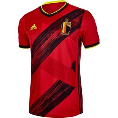 adidas Men's Belgium Home Jersey