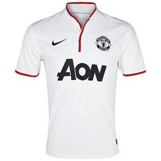 Nike Manchester united Away Jersey 2012