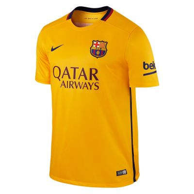 Nike Barcelona Away Stadium Jersey 2016