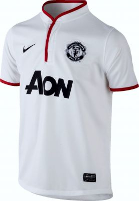 Nike Manchester United Away Boys Jersey 2012