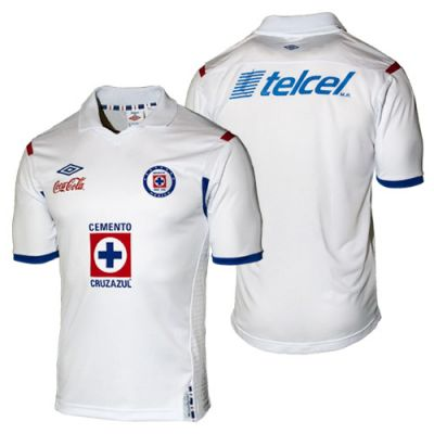 Umbro Cruz Azul Away 2011-12